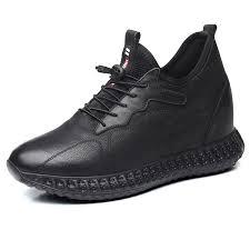 Men's Elevator Sneakers Shoes